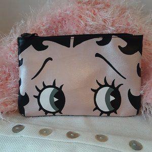 ipsy Betty Boop Makeup Bag